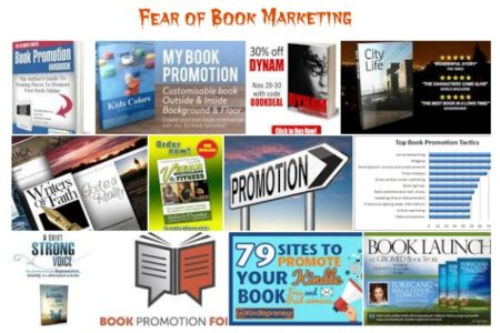 Fear of Book Marketing: Some Soothing Thoughts