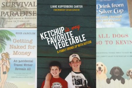 Memoir March: Ketchup is My Favorite Vegetable by Liane Kupferberg Carter