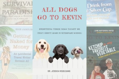 Memoir March: All Dogs Go to Kevin by Dr. Jessica Vogelsang