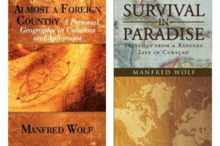 Memoir March: An Essay and Book by Manfred Wolf