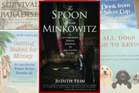 Memoir March: The Spoon from Minkowitz by Judith Fein