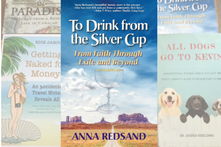 Memoir March: To Drink from the Silver Cup by Anna Redsand