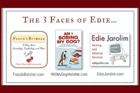 What's On Your Business Card? The 3 Faces of Edie
