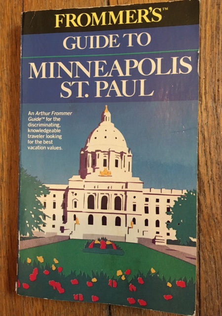 Twin Cities book cover